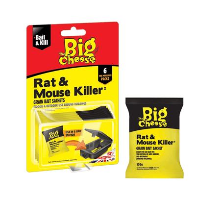 Big-Cheese-Rat-Mouse-Killer-Grain-Bait-Sachet-6-x-25g
