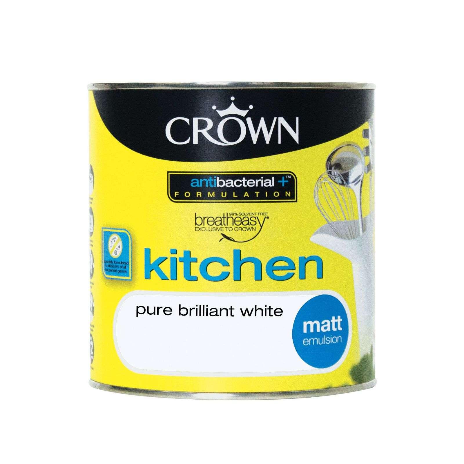 Crown-Breatheasy-Kitchen-Matt-Brilliant-White-Emulsion-2.5-Litre