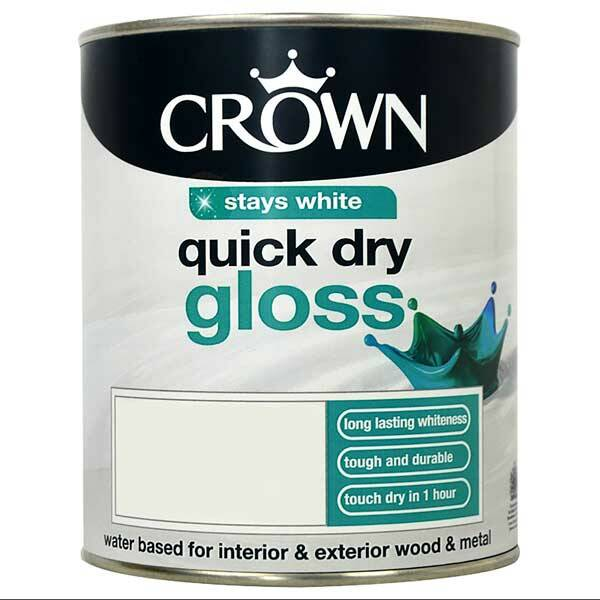 Crown-Quick-Dry-Gloss-White