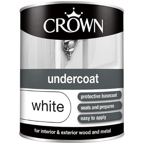 Crown-Undercoat-White