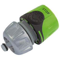Draper-Tap-Connector-With-Water-Stop-Feature