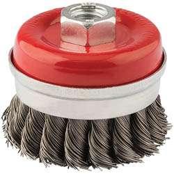 Draper-Twist-Knot-Wire-Cup-Brush-60mm-M14