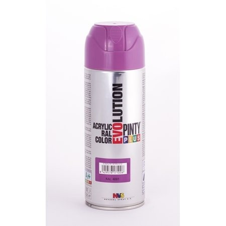 Pinty-Plus-Evolution-Gloss-Red-Lilac-RAL-4001-400ml