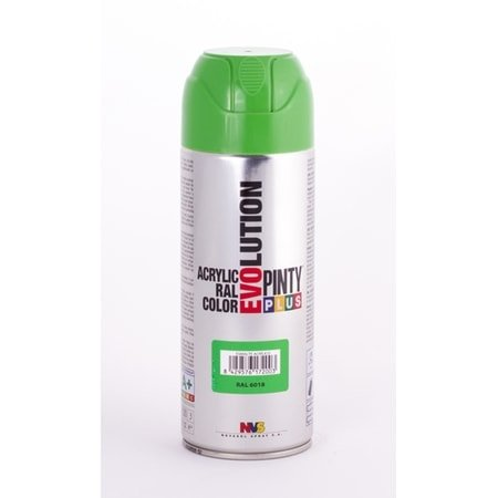 Pinty-Plus-Evolution-Gloss-Yellow-Green-RAL-6018-400ml