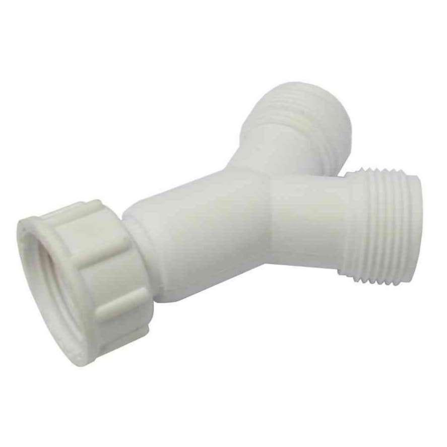 Plastic-Washing-Machine-Splitter-Y-Piece