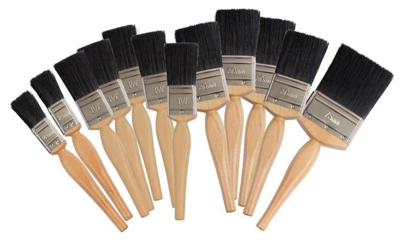 ProDec-Painter's-Dozen-Paint-brush-set-12pc