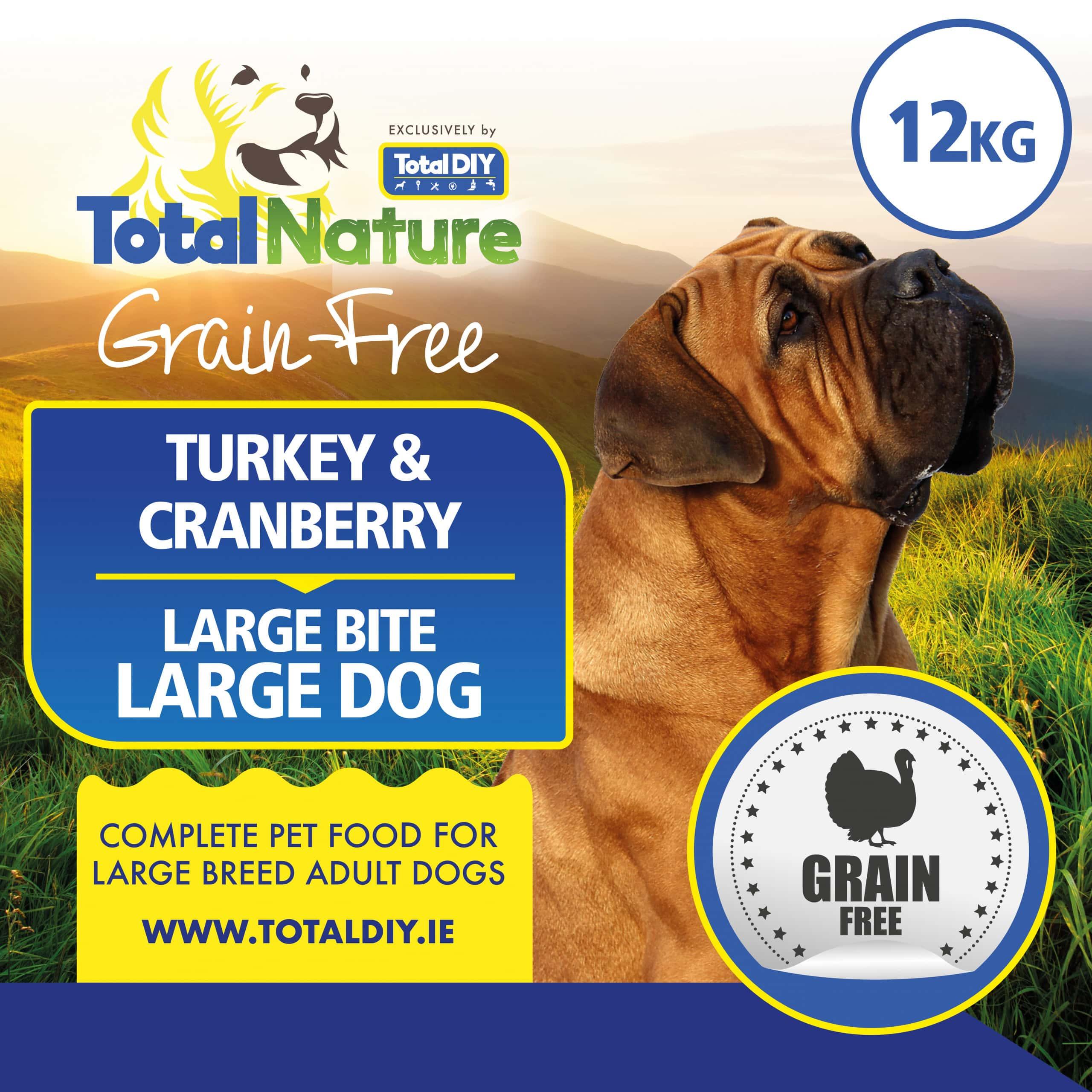 Total-Nature-Grainfree-Large-Breed-Turkey-Cranberry-12kg